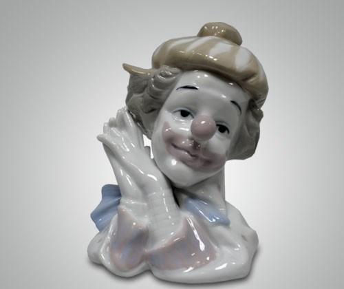 Статуэтка «Голова клоуна» - фото 54507