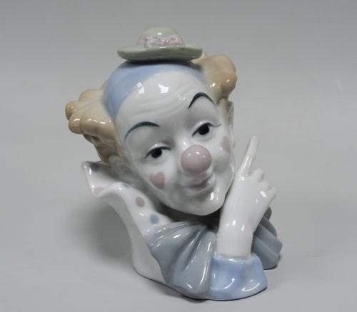 Статуэтка «Голова клоуна» - фото 54508