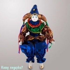 "Фигурка ""Клоун"", h=40 см - фото 55188"