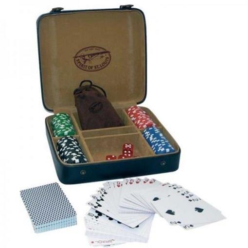Набор дорожный Poker Spirit Of St.Louis 365073 - фото 55500