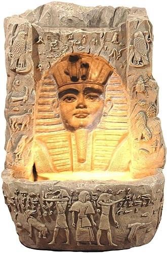 """Фонтан  """"Фараон"""" с подсветкой - фото 55505"""