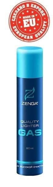 Газ для зажигалок Zenga 90 мл - фото 56025