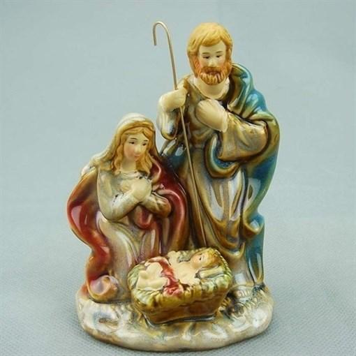 Фигурка декоративная Рождение Иисуса Христа - фото 68470