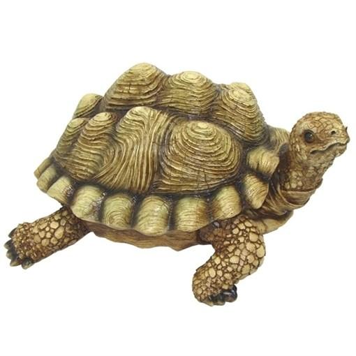Фигура декоративная садовая Черепаха L30.5W25H16.5см - фото 68542