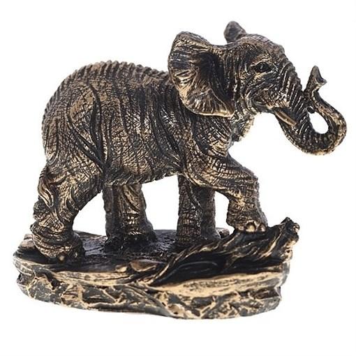 Фигура декоративная Слон L15W8H14 см. - фото 68807