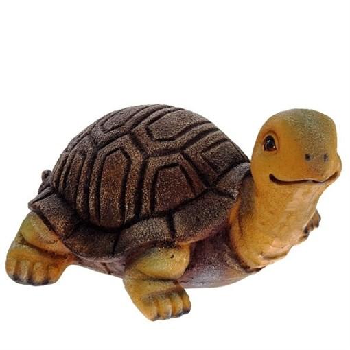 Фигура декоративная Черепаха малая L27W34H18 см. - фото 68833