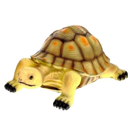 Фигура садовая Песчаная черепаха L39W26H17 см. - фото 68845