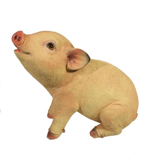 Фигура декоративная Свинка Нюша III L23W11H18.5см - фото 69260