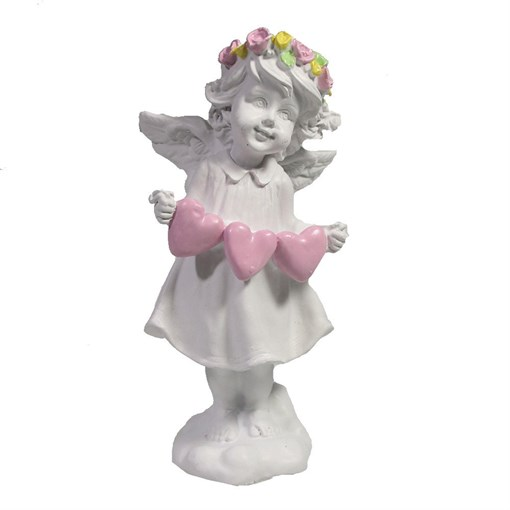 Фигура декоративная Ангел L5W7Н12см - фото 69824