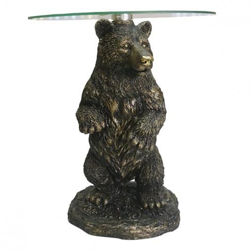 Изделие декоративное Медведь D45H55см - фото 69849