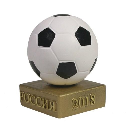 Изделие декоративное Мяч на подставке цвет: акрил L5W5H8.5см - фото 69874