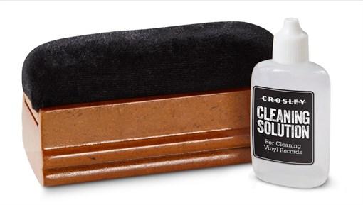 Набор для чистки пластинок Crosley Cleaning Kit AC20 - фото 71866