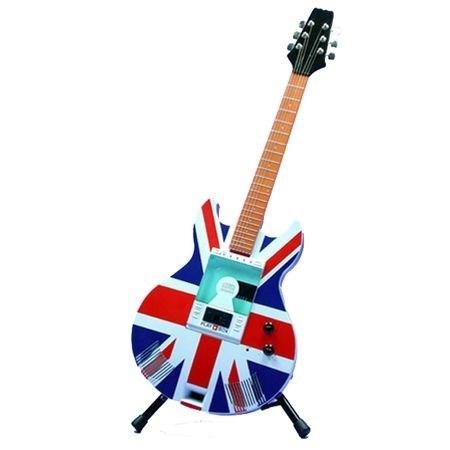 Проигрыватель Playbox Guitar PB-27-BL - фото 71990