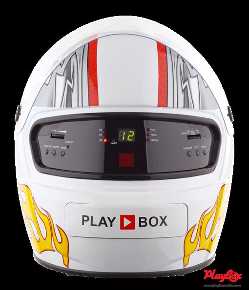 Проигрыватель Playbox Moto Race PB-28-WH - фото 72039