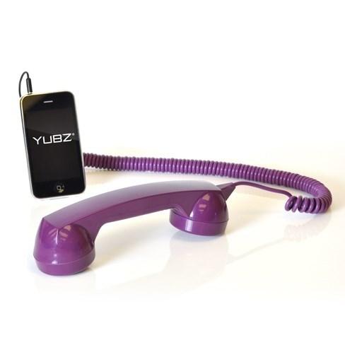 Ретро-трубка Yubz Purple YH01PU-02-TB - фото 72069