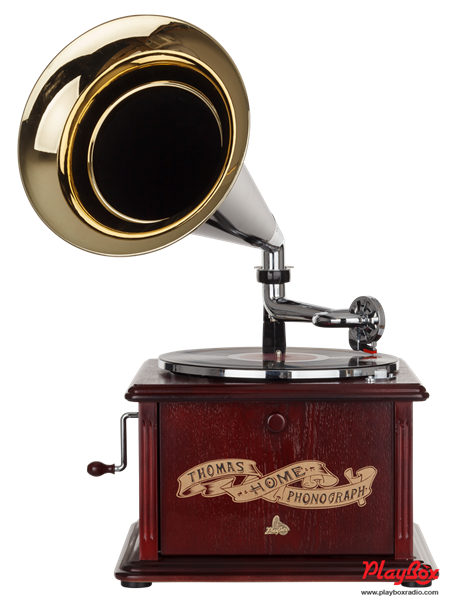 Граммофон Playbox Gramophone-III PB-1013U-CH - фото 72075