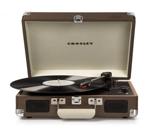 Проигрыватель Crosley Cruiser Deluxe CR8005D-TW - фото 72159