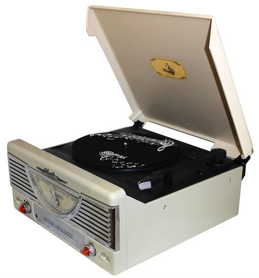 Проигрыватель Playbox Chicago PB-103-CY - фото 72228
