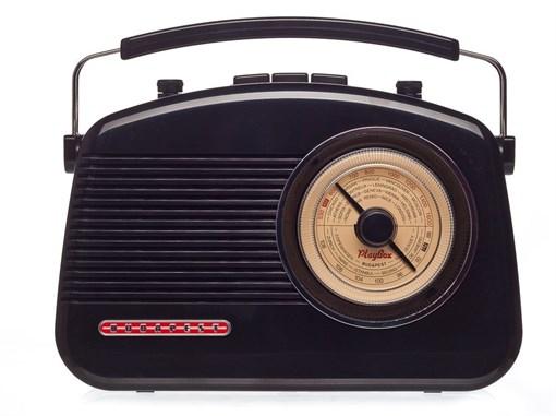 Радиоприемник Playbox Budapest PB-13-BK - фото 72270