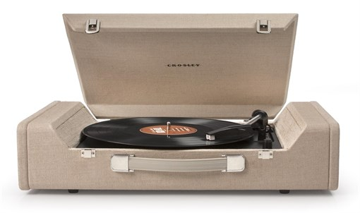 Проигрыватель Crosley Nomand Brown CR6232A-BR - фото 72315