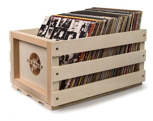 Ящик для пластинок Crosley AC1004A-NA - фото 72390