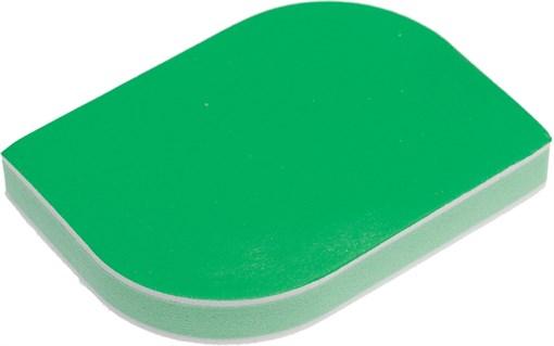 Брусок полировочный мягкий 2 в 1 (400/1200 гр) Деваль Бьюти (Dewal Beauty) QSB-08G - фото 94464