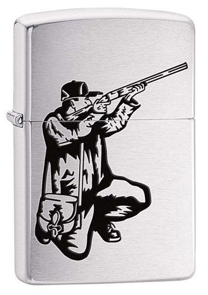 Зажигалка Zippo 200 VECTOR RIFLE AND HUNT - фото 95221