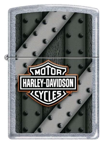 Зажигалка Harley-Davidson® Zippo 207 - фото 95224