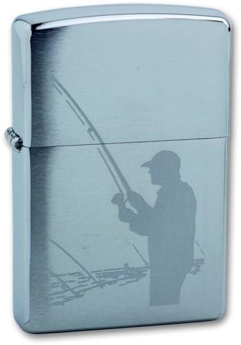 Зажигалка Зиппо (Zippo) 200 Fisherman - фото 95266