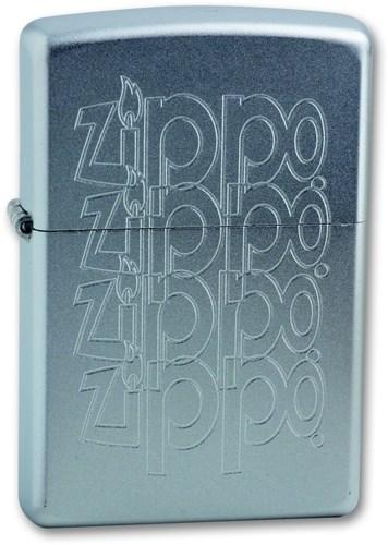 Зажигалка Зиппо (Zippo) 205 Зиппо (Zippo) LOGO - фото 95279