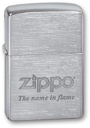 Зажигалка Зиппо (Zippo) 200 Name in flame - фото 95415