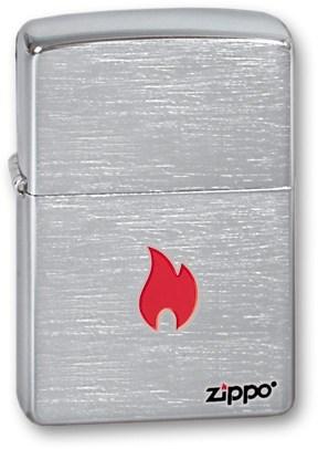 Зажигалка Зиппо (Zippo) 200 FLAME - фото 95446