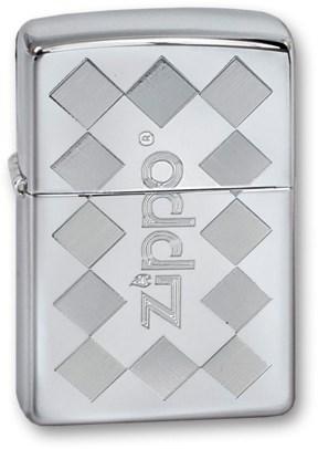 Зажигалка Zippo 250 ZFramed - фото 95474
