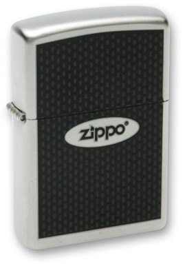 Зажигалка Zippo 205 Zippo Oval - фото 95487