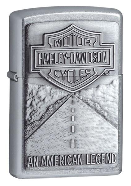 Зажигалка Harley-Davidson® Zippo 20229 - фото 95501