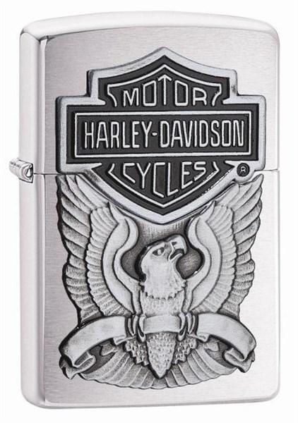Зажигалка Harley-Davidson® Zippo 200HD.H284 - фото 95504