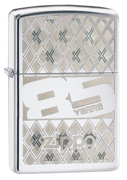 Зажигалка 85th Anniversary Zippo 29438 - фото 95506