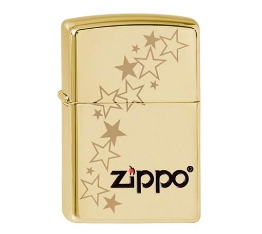 Зажигалка Zippo 254B Zippo stars - фото 95510