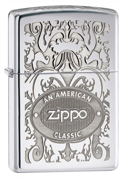 Зажигалка American Classic Зиппо (Zippo) 24751 - фото 95514