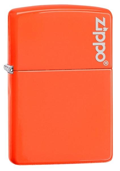 Зажигалка Neon Orange Zippo 28888ZL - фото 95527