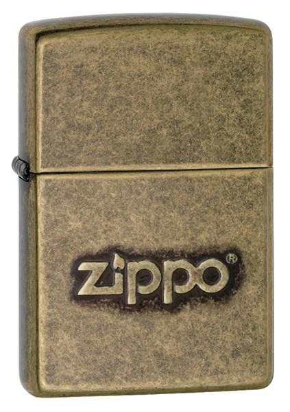 Зажигалка Antique Brass Zippo 28994 - фото 95539