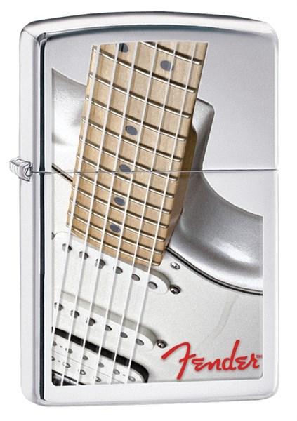 Зажигалка Fender Зиппо (Zippo) 28845 - фото 95579