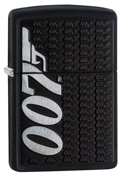 Зажигалка James Bond Зиппо (Zippo) 29718 - фото 95617