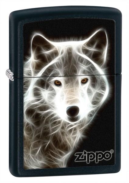 Зажигалка White Wolf Zippo 28303 - фото 95656