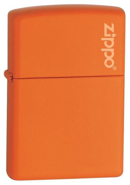 Зажигалка Orange Matte Zippo 231ZL - фото 95691