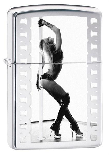 Зажигалка Pole Dancer Зиппо (Zippo) 28448 - фото 95700
