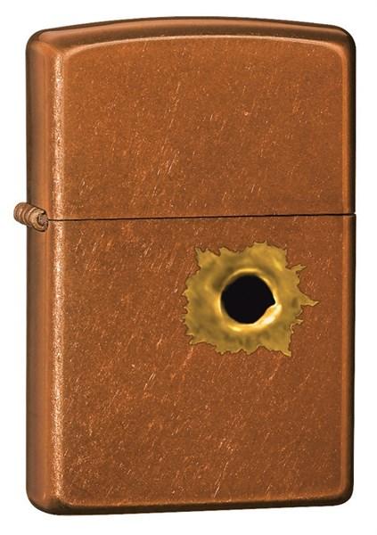 Зажигалка Bullet Zippo 24717 - фото 95712