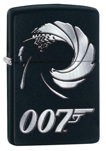 Зажигалка James Bond Zippo 29566 - фото 95748