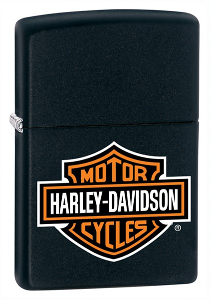 Зажигалка Harley-Davidson® в подарочном наборе Zippo 218HD.H252-065 - фото 95754