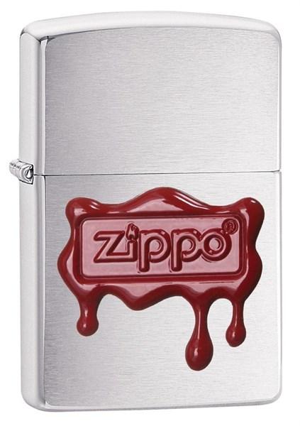Зажигалка Red Wax Seal Zippo 29492 - фото 95757